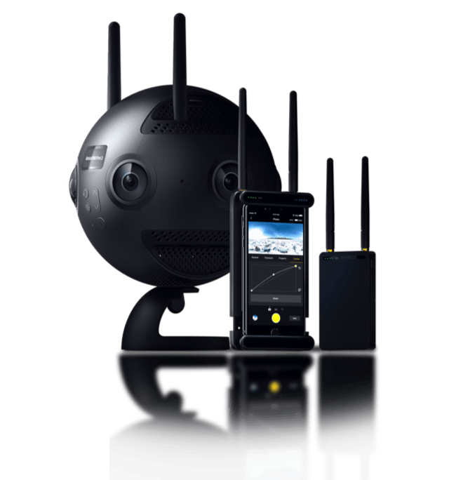 Insta360 360 Camera - Insta360, the leader in 360 cameras