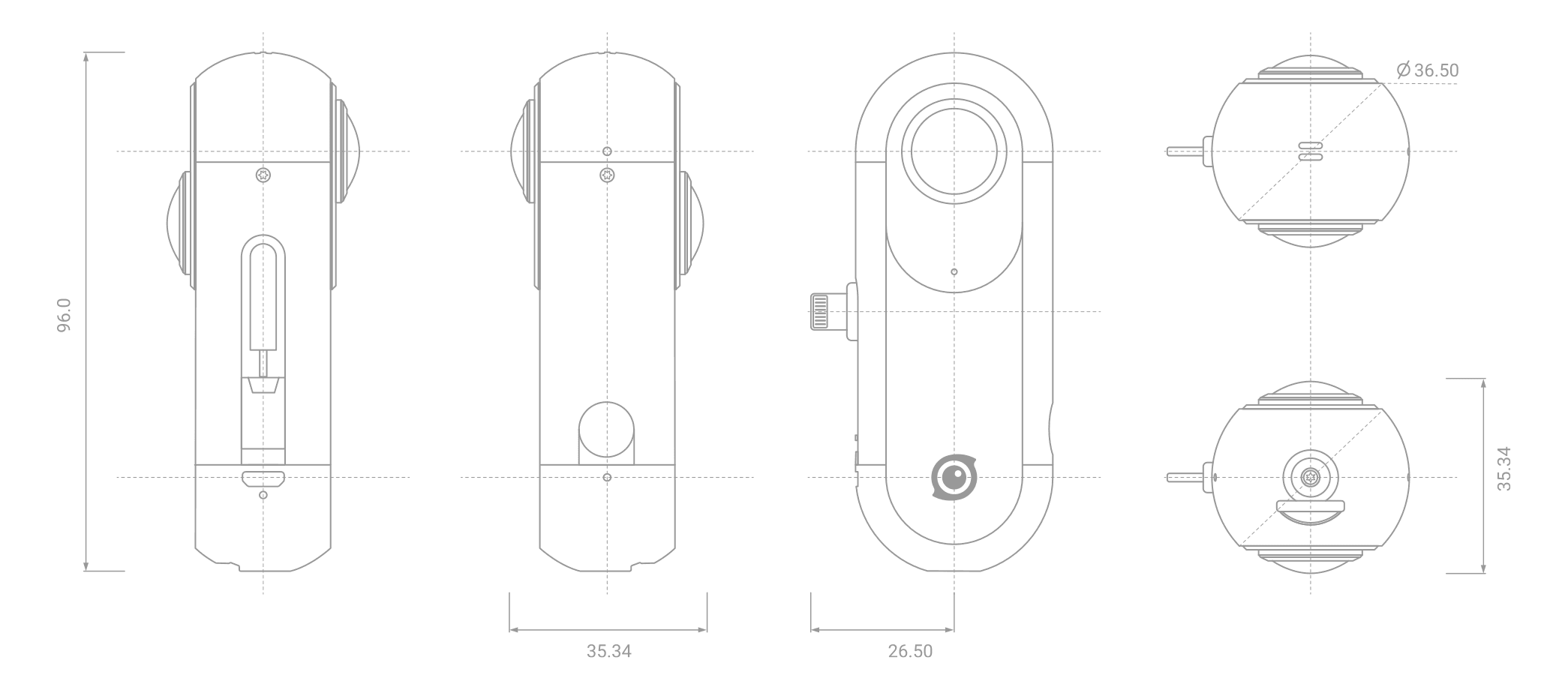 Insta360 One A Camera Crew In Your Hand 360 Degree Block Diagram Pictures Specs