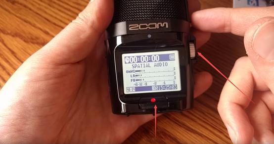 3 2 2 [Advanced] Recording panoramic sound - Insta360